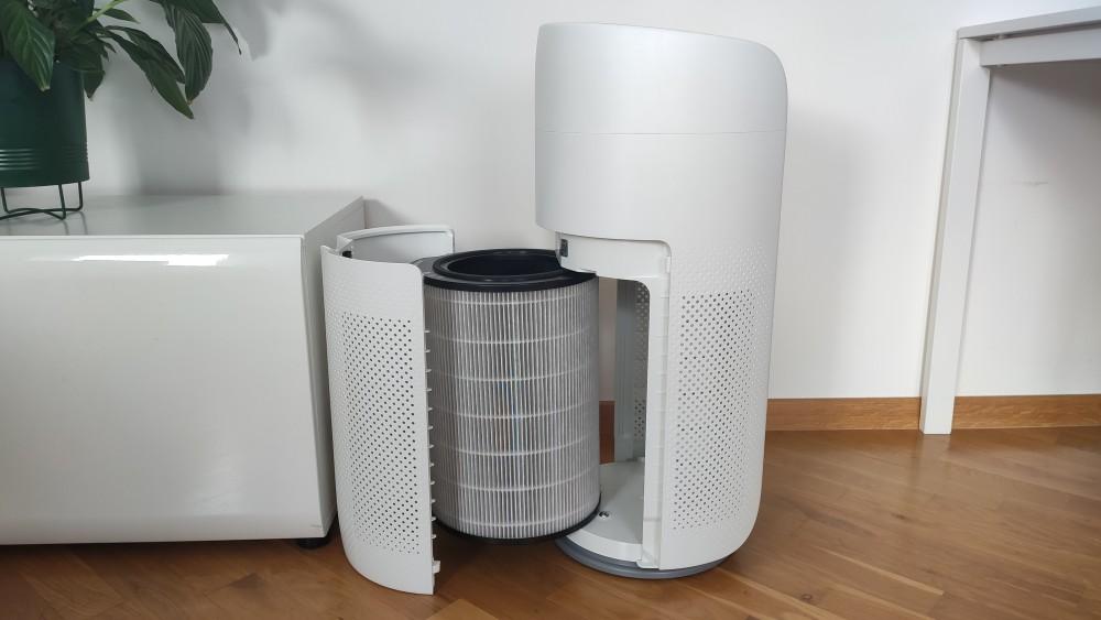 Filtr do oczyszczacza powietrza Philips Dual Scan
