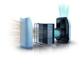 oczyszczacz powietrza AC1214/10 filtry