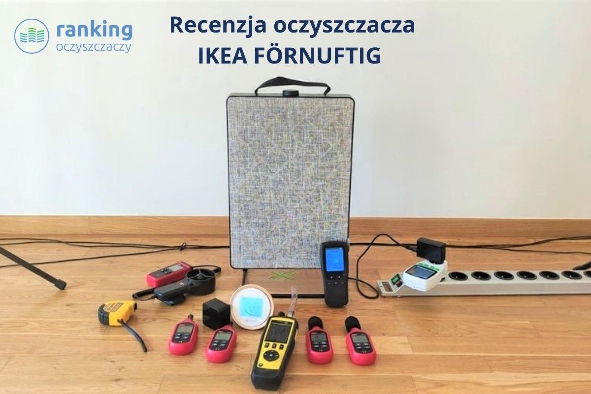 Recenzja oczyszcacza powietrza Ikea Fornuftig ranking