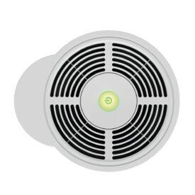 wylot powietrza oczyszczacz ideal ap 40 góra