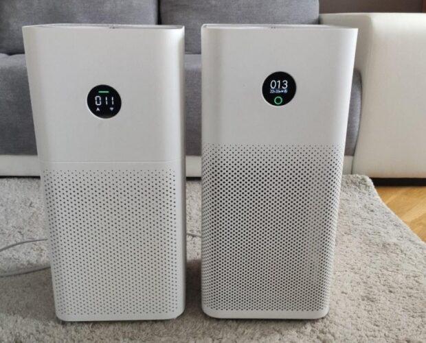 Oczyszczacze powietrza Xiaomi 3c vs 3h - który wybrać, różnice