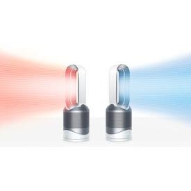 dwa oczyszczacze powietrza dyson