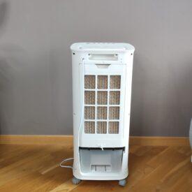 Klimatyzer ewaporacyjny z Castoramy tył urządzenia