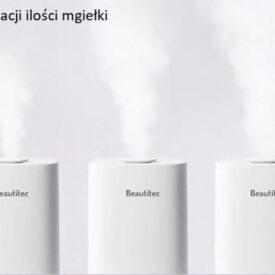 nawilżacz ultradźwiękowy Beautitec SZK A500 mgiełka