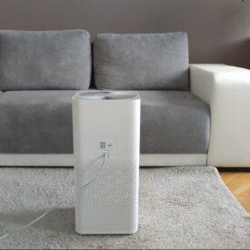 xiaomi Air Purifier 3C tył