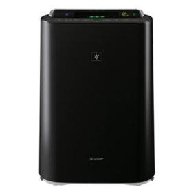 oczyszczacz powietrza Sharp D40EUB w kolorze czarnym