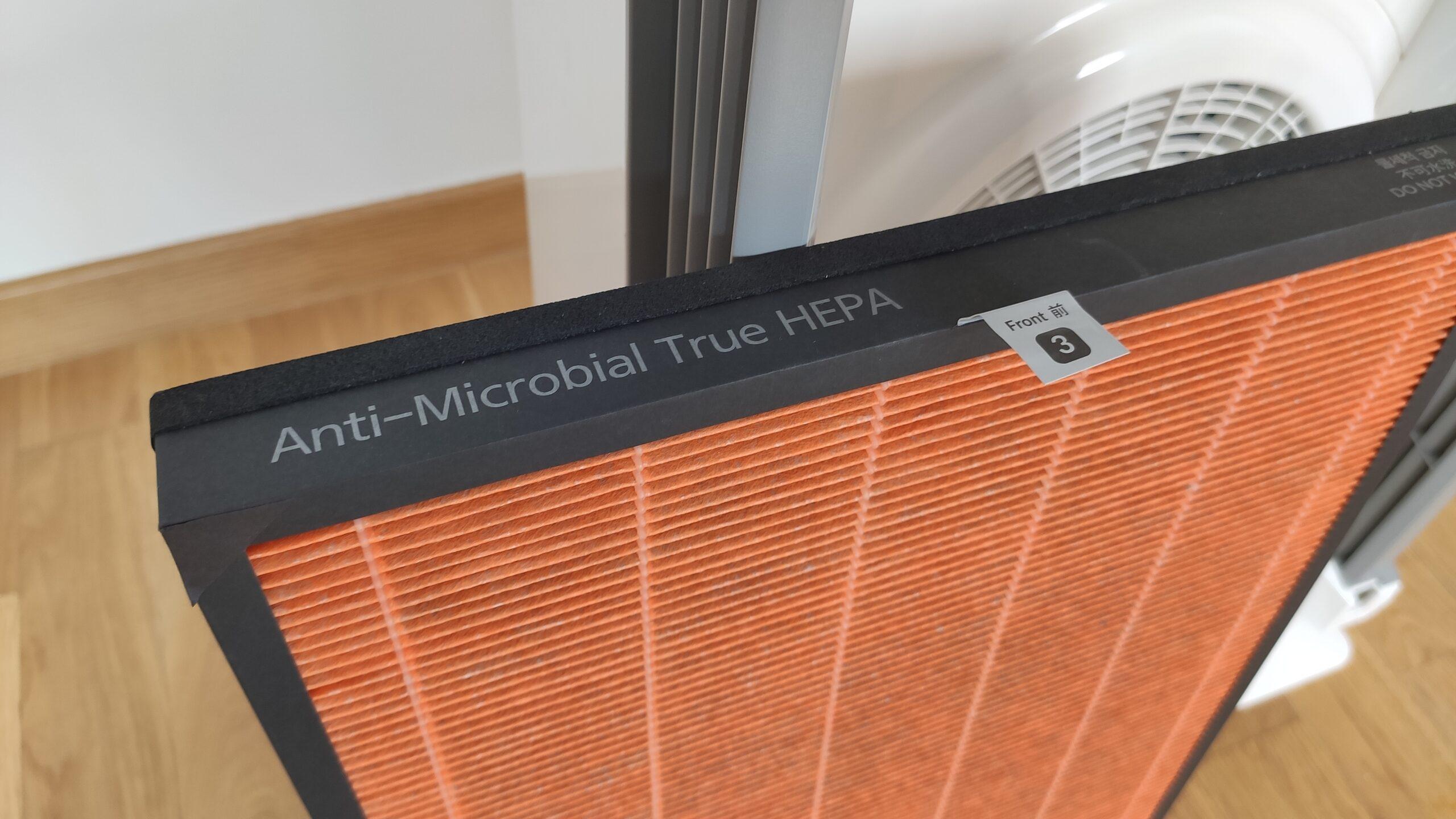Filtr antybakteryjny CleanCel do modelu Winix Zero Pro