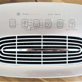 Panel sterowania oczyszczacza powietrza Amica APM3011