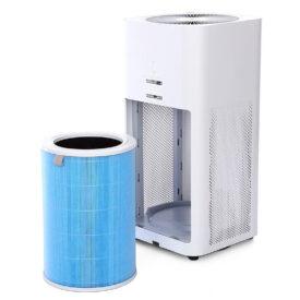 xiaomi air purifier 2 filtr i otwarta obudowa
