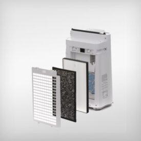 filtry w oczyszczaczu powietrza Sharp Kc-D40euw