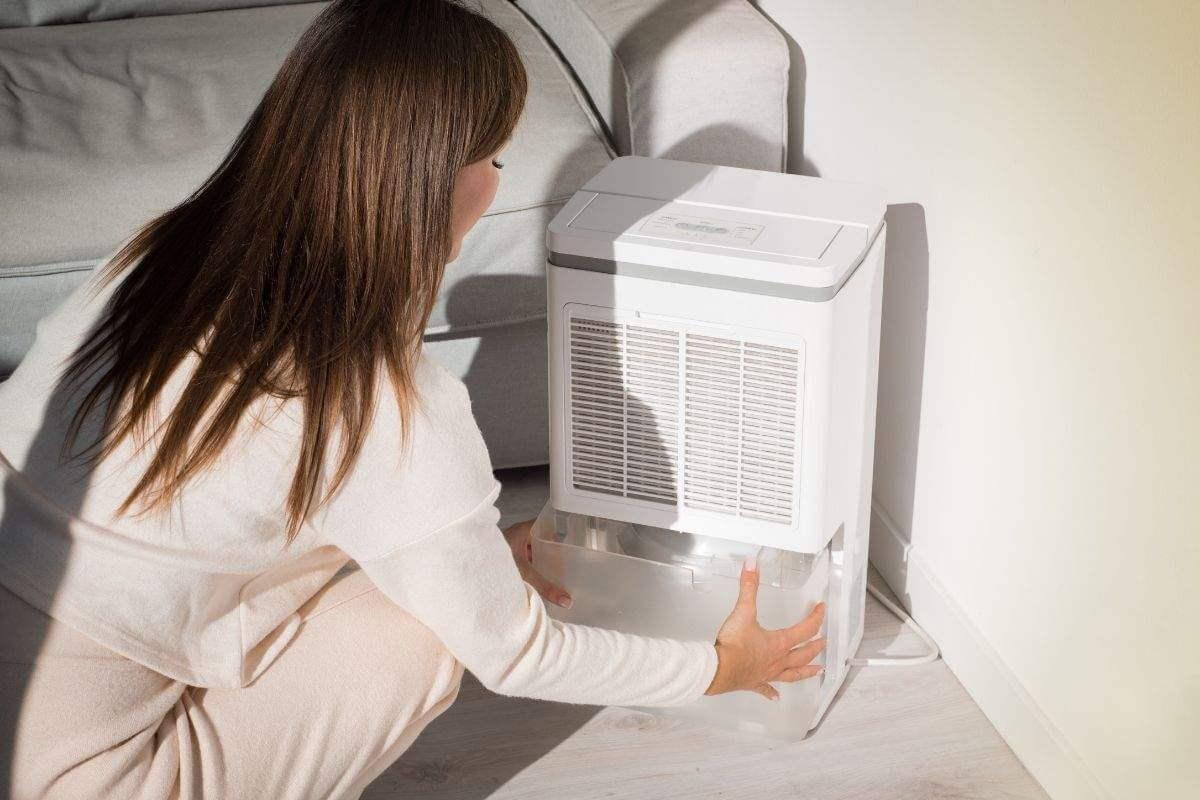 Osuszacz powietrza do mieszkania, do domu