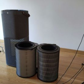 Nowy i stary filtr do Electrolux PA91-605DY