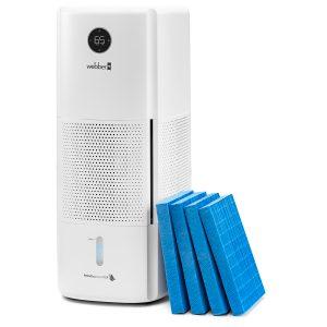 Nawilżacz powietrza Webber HH10001 filtry