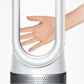 Wentylator z oczyszczaczem powietrza Dyson TP02 obudowa