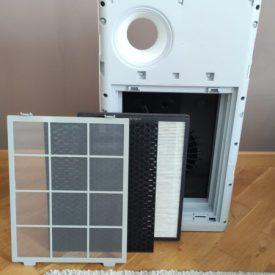 Oczyszczacz powietrza Coway Classic filtry