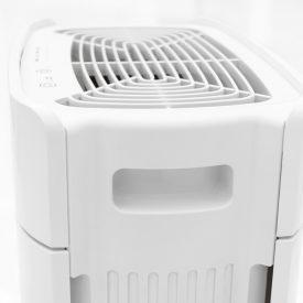 Oczyszczacz powietrza Ideal AP25, widok części górnej