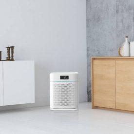Oczyszczacz powietrza Ideal AP25 w pokoju