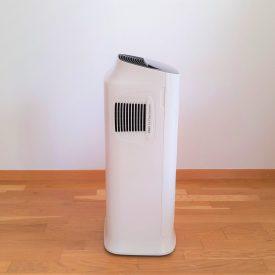 Oczyszczacz powietrza Samsung AX60 widok z boku