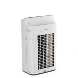 oczyszczacz powietrza Sharp-UA-KIN50E-W tyłem