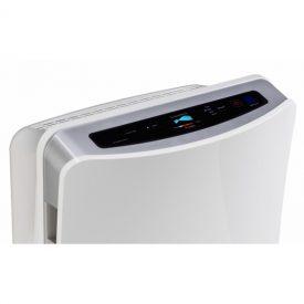 Oczyszczacz bokiem wraz z panelem sterującym i wyświetlaczem