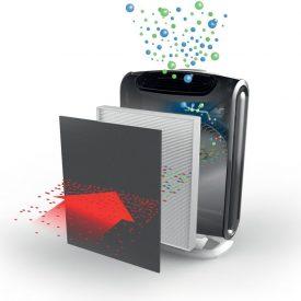 oczyszczacz powietrza Fellowes Aeramax DX55 z filtrami