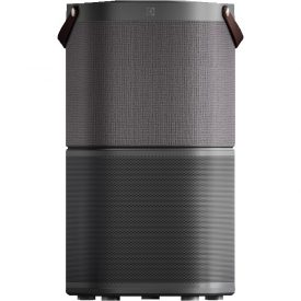 Oczyszczacz powietrza Electrolux PA91-404DG (ciemnoszary) na białym tle.